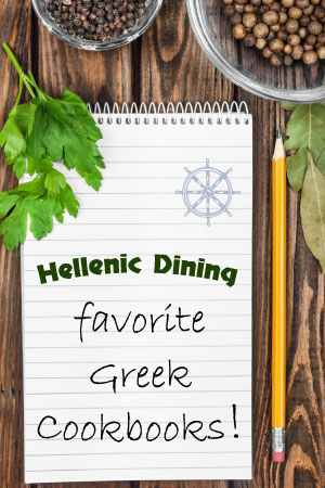 [Hellenic Dining - Favorite Greek Cookbooks]